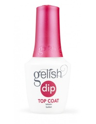 [GEL1640004] GELISH DIP TOP COAT 15 ml