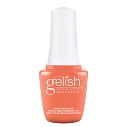 [GEL1250425] GELISH ORANGE CRUSH BLUSH - ORANGE-Y CORAL CRÈME  9ML