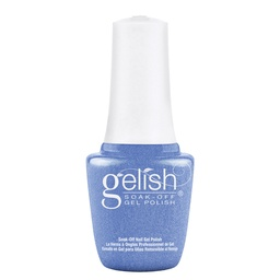 [GEL1250427] GELISH KEEPIN' IT COOL - AZURE BLUE SHIMMER 9ML